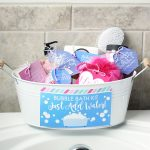 Bubble Bath Relaxing Gift for Mom