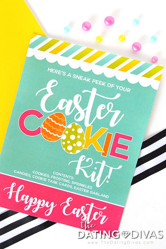 Easter Gift Basket Card #easterbasketideas #diyeasterbasket #eastergames