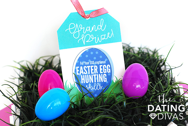 Easter Egg Hunt Game Prize