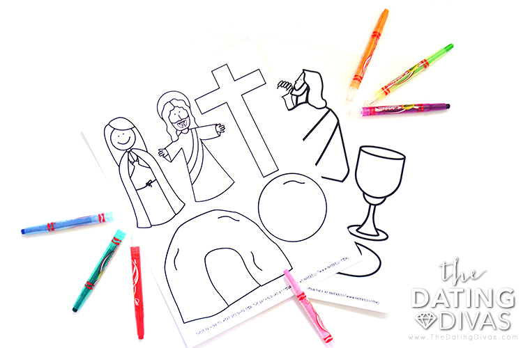 Easter for Kids Coloring Pages