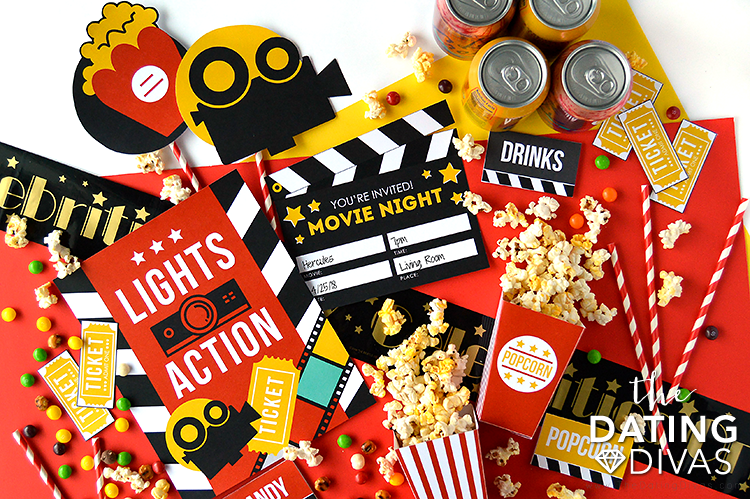 Family Fun Movie Night Ideas #movienight #familyfun #familytime