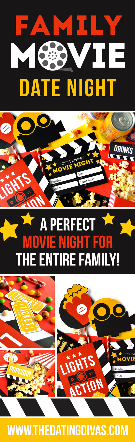 movie night poster ideas