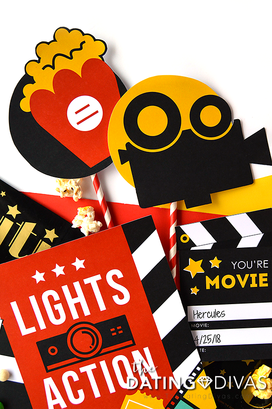 Family Time Movie Activities #movienight #familyfun #familytime