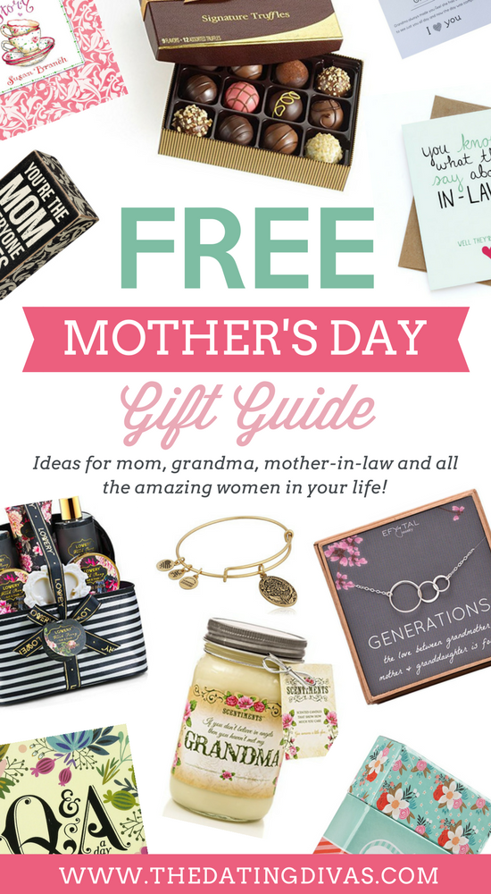 Mother's Day Gift Guide #mothersdaygifts #giftsformom