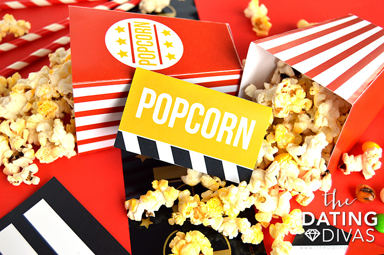 Kids Movie Night Snacks #movienight #familyfun #familytime