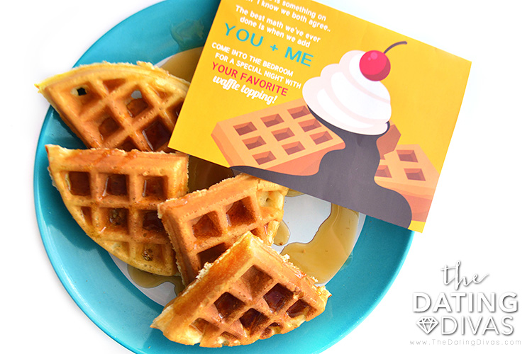 Best Waffle Intimate Invite