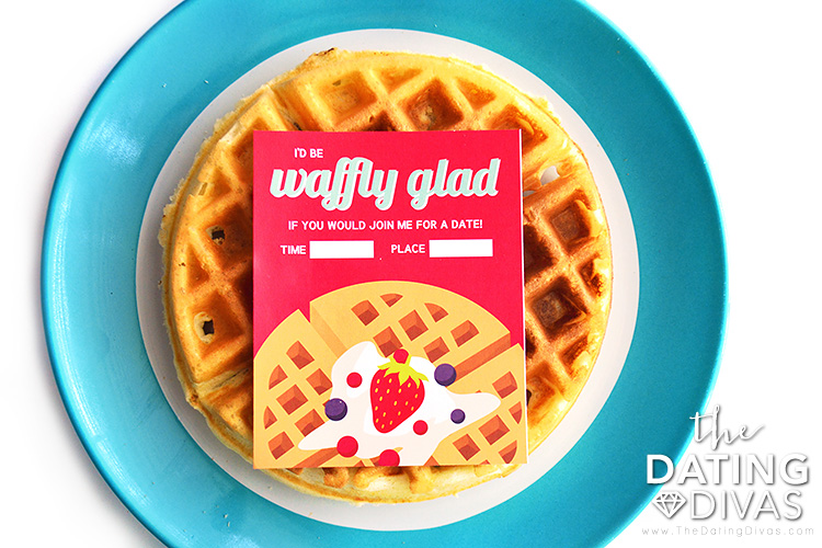 Best Waffle Invite