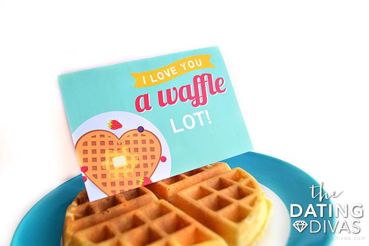 Easy Waffle Pun