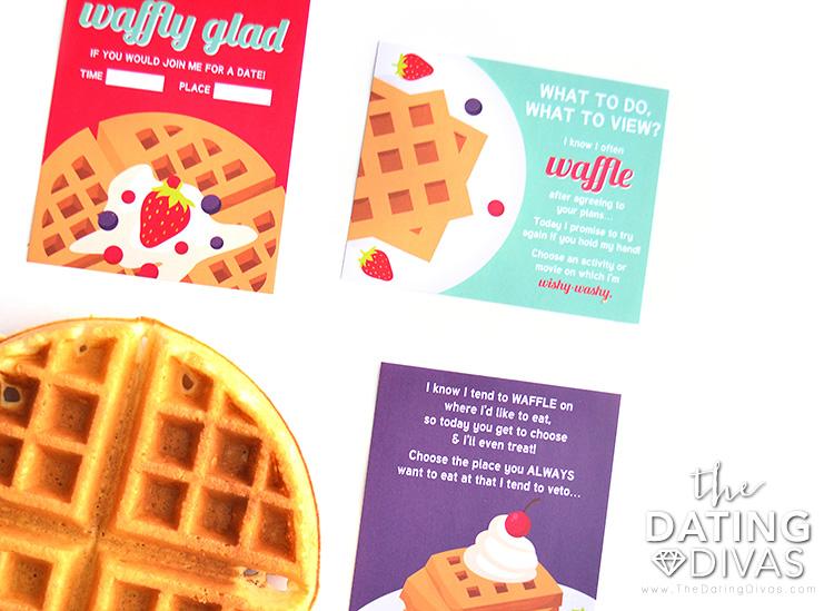 Waffle Love Invite