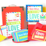 50+ Open When Letters Kit and Ideas