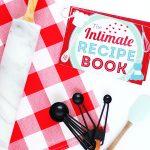 Intimate Recipe Book of Sexy Ideas