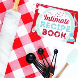 Recipe Book of Sexy Ideas