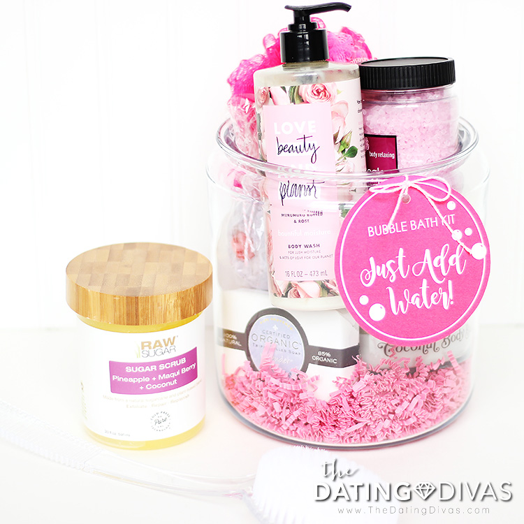 Mother's Day Stress Relief Gift Basket