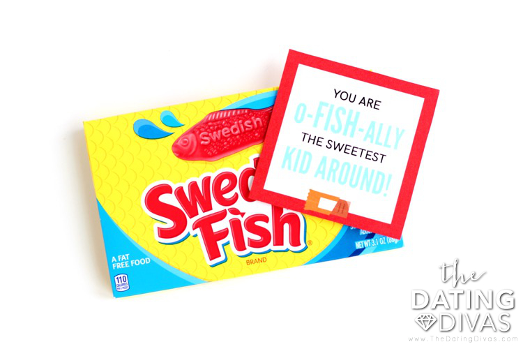 Swedish Fish Candy Sayings