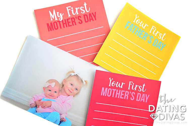 Write a Mother's Day Message to your kids that tells about your first Mother's Day.