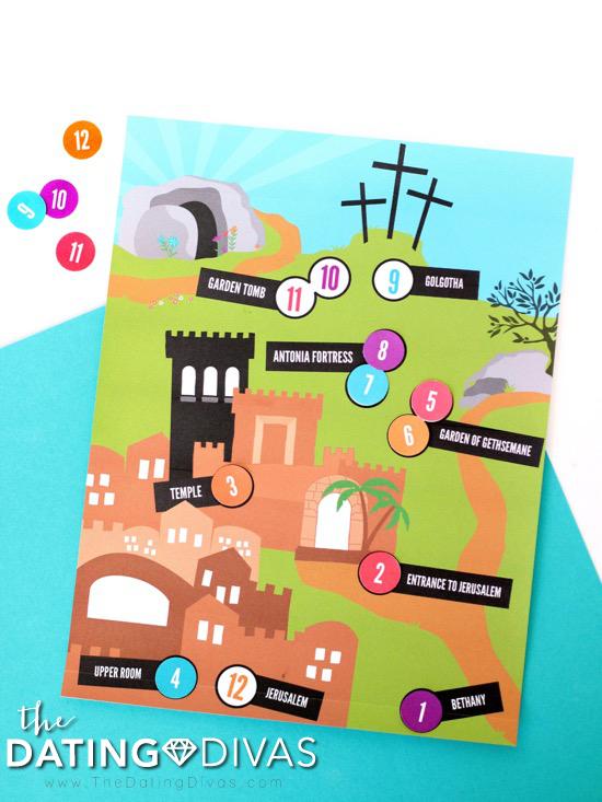 Christ-Centered Easter Activity for Kids