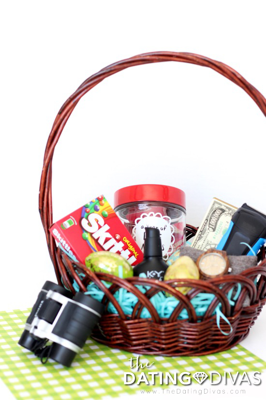 Easter basket exchange date night from the dating divas easter basket ideas for him negle Gallery