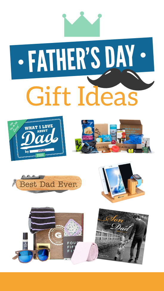 Gift Ideas for Father's Day #fathersday #giftsfordad