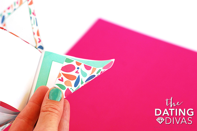 How to make an explosion box card tutorial. | The Dating Divas
