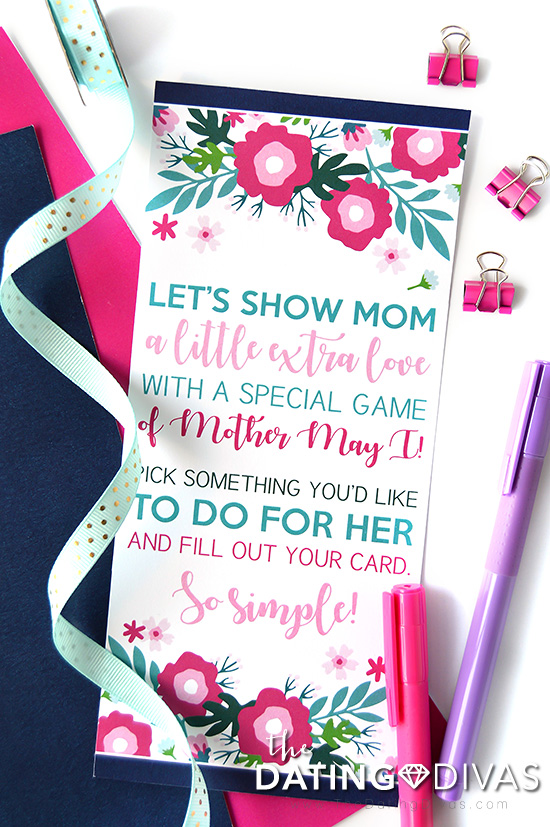 What to do for Mother's Day Note #whattodoformothersday #diymothersdaygifts #momquotes