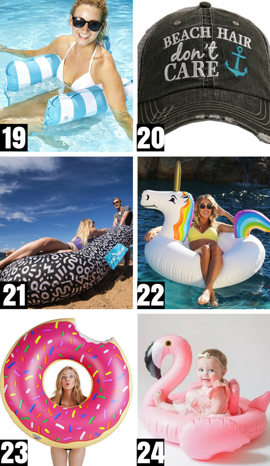 What To Bring To The Beach This Summer #beachessentials #swimminggames #whattotaketothebeach
