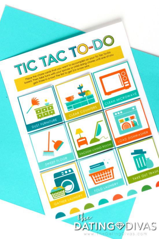 Tic Tac To-Do