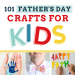 101 Father's Day Crafts for Kids