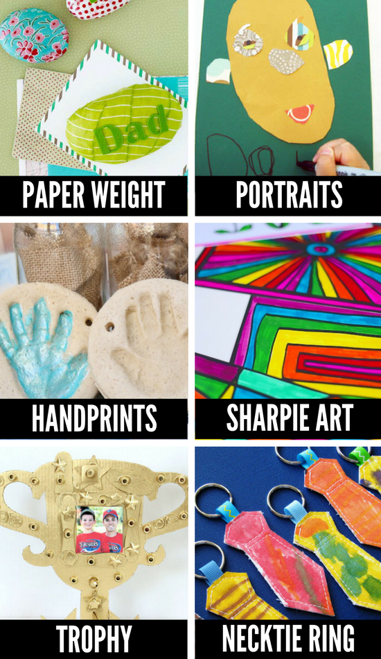 Father's Day Crafts for Kids Ideas