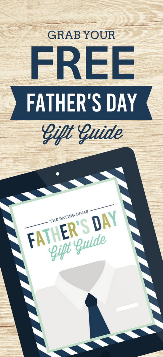 FREE PDF with all the best Father's Day gifts #fathersday #giftguide