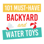 101 Backyard Summer Fun Ideas