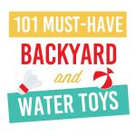 101 Backyard Summer Fun Ideas