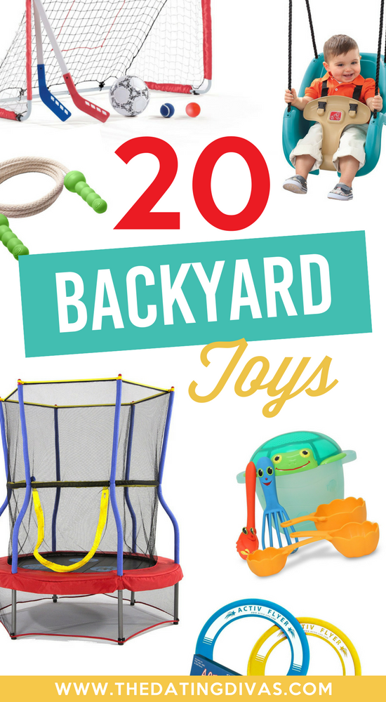 Summer Fun Ideas for the Backyard