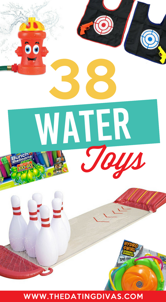 Summer Fun Ideas for the Water