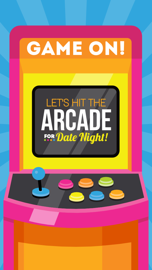 Arcade Games for Two People - From The Dating Divas