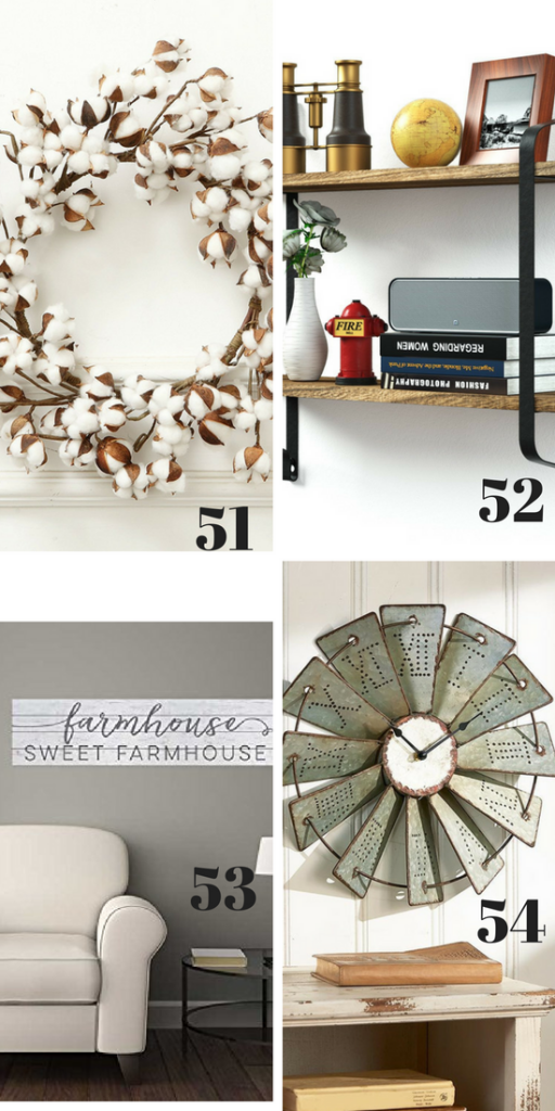 Farmhouse Wall Decorations