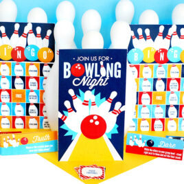 Fun Bowling Ideas and Games