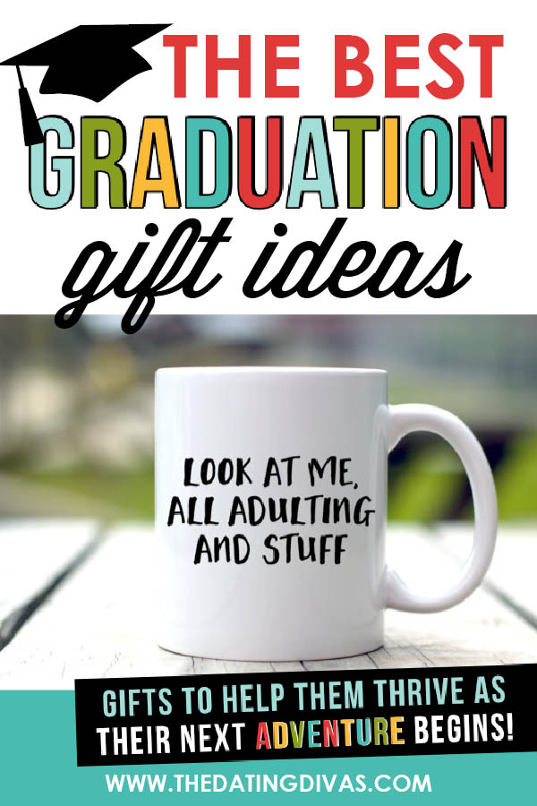 The perfect presents to celebrate your graduate! Find the best graduation gift ideas for anyone who's ready to move on to the next step! #graduation #graduategifts #collegebound