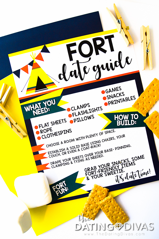 How to Make a Fort Guide