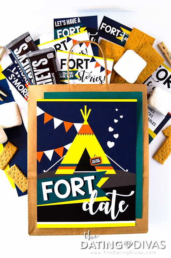 Indoor Fort Ideas Kit