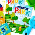 Summer Playground Games & Park Hop