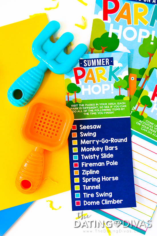 Summer Playground Games and Recess Games