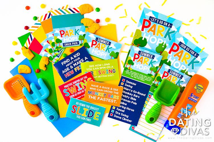 Summer Playground Games for Kids