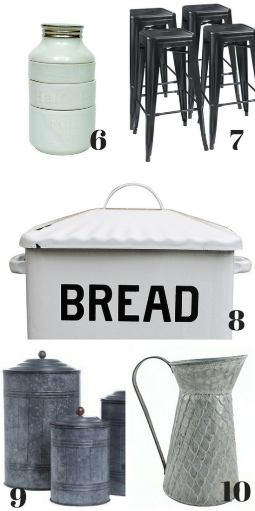 The Best Farmhouse Kitchen Decor