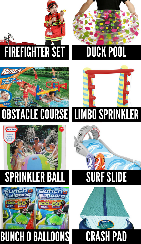Water Toys for Summer Fun
