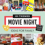 101 Ways to Make Family Movie Night Extra Special