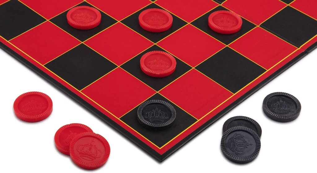 Chocolate Checkers Strip Game for Couples | The Dating Divas