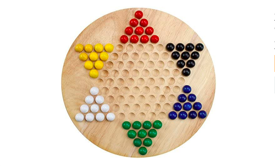 How to Play Chinese Checkers with Candy | The Dating Divas