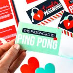 Password Couples Game Night