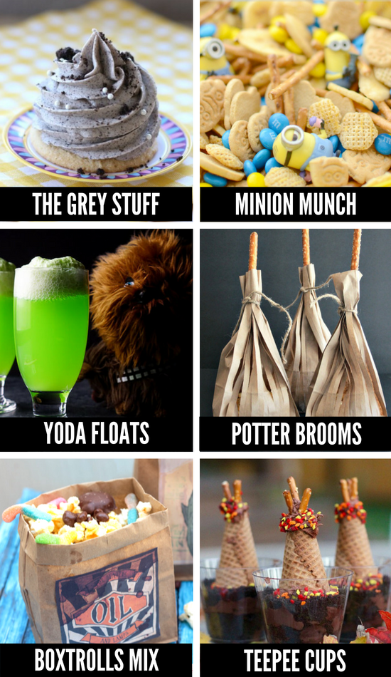 Ideas for Movie Night Snacks