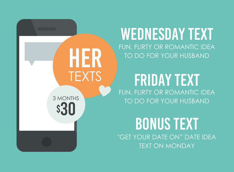 Marriage Challenge Text Messages For Her
